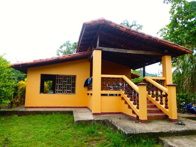 Costa de Oro Station House